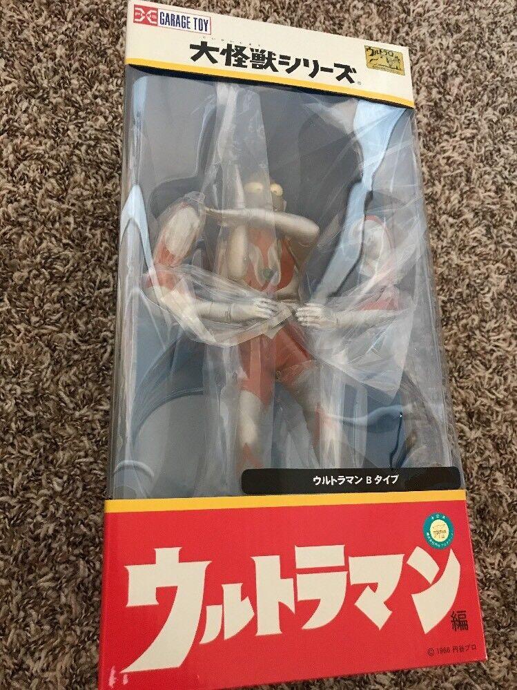 GROS MONSTRES série Ultraman Man B Garage Toys X Plus