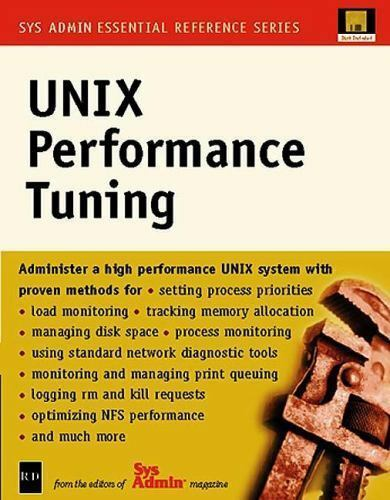 UNIX Performance Tuning by of Sys Admin, Editors