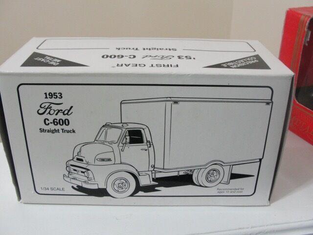 Der erste 1953 ford c-600  bitburger bier  metall - spritzguss -