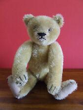 Steiff Pre-War FF Teddy Bear - Long F Button - GC