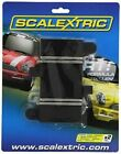 Scalextric C8236 Sports Track Short Straight - 78 mm, 2 Pieces