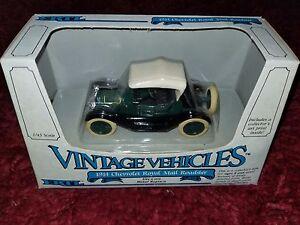 Vintage-ERTL-1914-Chevy-Series-H-Die-Cast-1-43-Metal-Replica-1986-MIP-NOS