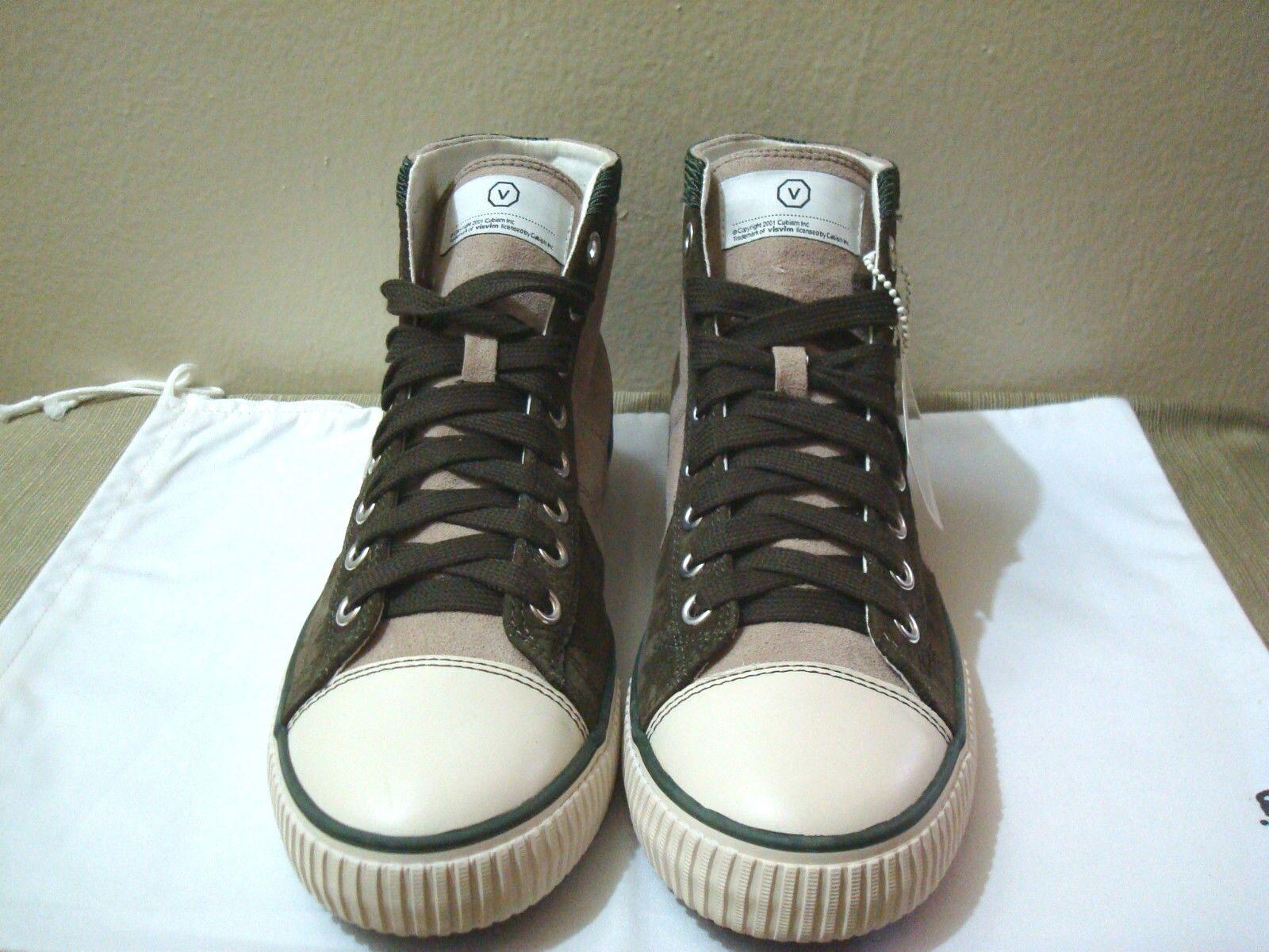Visvim keifer high top shoes,  visvim 800+ Visvim FIL exclusive visvim fbt visvim  logan c798dc