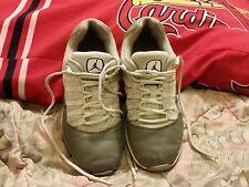 Nike Air Jordan CMFT Viz Air 11 Athletic Gray White Shoes Sz 6.5Y 428833-102
