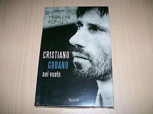 LIBRO-DVD-MARLENE-KUNTZ-CRISTIANO-GODANO-NEL-VUOTO-RIZZOLI-AL-KEMI-RECORDS-NUOVO