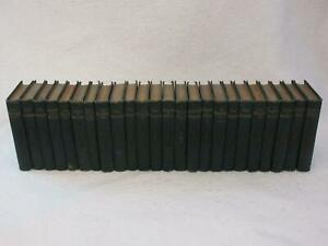 Lot-of-24-Sir-Walter-Scott-THE-WAVERLY-NOVELS-Set-Belford-Clarke-1880s