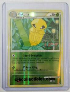 Kakuna 32//95 Reverse Holo Pokemon Card