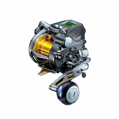 Silstar Primmus 7000W Electric Fishing Reel Big Game Jigging Fishing 143lb Drag