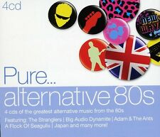 Various Artists - Pure: Alternative 80's / Various [New CD] UK - Import