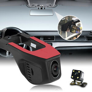 1080P-Full-HD-Video-Dash-Camara-170-WiFi-Coche-DVR-Conducir-Grabadora-G-Sensor