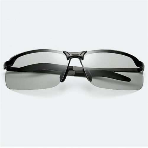 Brainart™ Men/'s Photochromic Sunglasses with Polarized Lens Driving LIMITED SALE