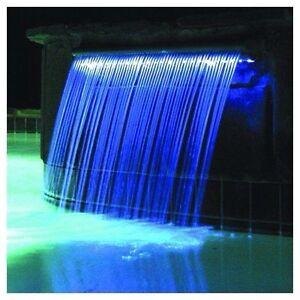 Fiberstars Waterfall Light Bar Kit Wlb12 45 Wlb1245 12 In