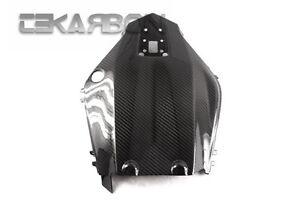 2014 - 2016 Kawasaki Z1000 Carbon Fiber Under Tail Fairing - 2x2 twill weaves