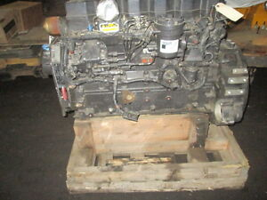cummins isb 5 9l 195hp brand new diesel engine for sale 5 9 ebay. Black Bedroom Furniture Sets. Home Design Ideas