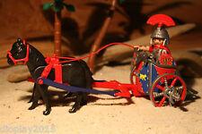 "II. scelta PLAYMOBIL ® CUSTOM carrello armate ""Lynx"" con centurioni/romani ebr367"