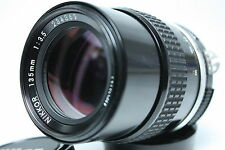 Near Mint!! Nikon Nikkor 135mm f/3.5 Ai Lens from Japan
