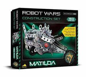 Robot Wars Matilda Construction Kit 160 Pieces *NEW & BOXED FAST UK DISPATCH*