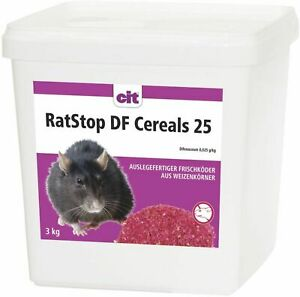 RatStop-DF-Cereals-3kg-Difenacoum-Rattengift-Weizenkoeder-Maeusegift-lt-0-0029