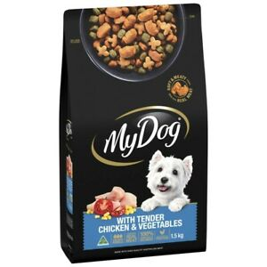 My Dog Roast Chicken Flavour Including Garden Vegetables Cheddar Cheese And B...