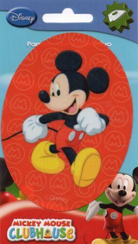 Iron on Fabric Motif Official Disney Motif Mickey Mouse LPM03