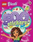 LEGO Friends: 500 Stickers by Penguin Books Ltd (Paperback, 2015)