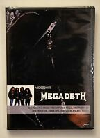Megadeth: Video Hits - Peace Sells . . Sealed Dvd Free First Class In U.s.