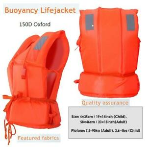 EE/_ 1PC CHILDREN BUOYANCY AID SWIMMING FLOATING VEST POOL HELP SAFETY LIFE JACKE