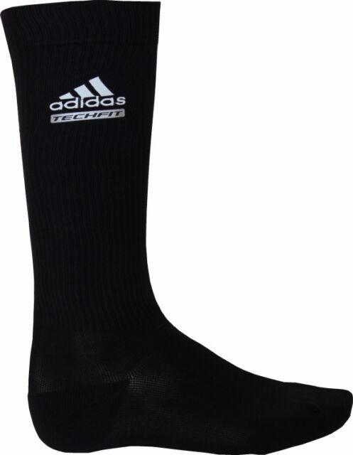 Adidas Donna Calzini compressione Calze Techfit Nero 34-36/37-39 34 - 36
