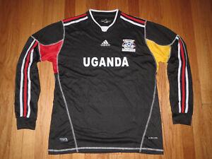 Image is loading ADIDAS-UGANDA-Cranes-034-FUFA-UGANDA-034-SOCCER- 6c19ac68b