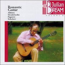Julian Bream Romantic Guitar (CD, Nov-1993, RCA)