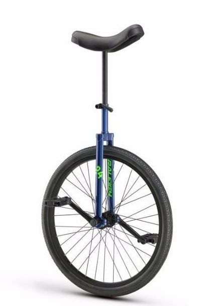 UNICYCLE Raleigh Unistar 20  Navy bluee  20