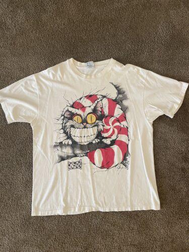 RARE vintage alice in wonderland shirt - image 1