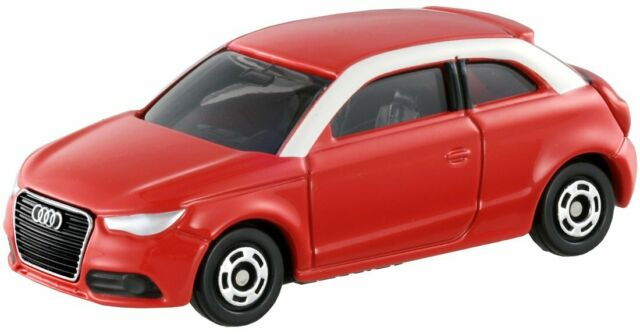 Tomica No.111 Audi A1 (Blister)
