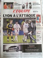L'Equipe Journal 10/6/2005; Vinokourov roi du Ventoux/ Lyon/ Gasquet/ Lacombe