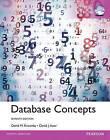 Database Concepts by David M. Kroenke (Paperback, 2015)
