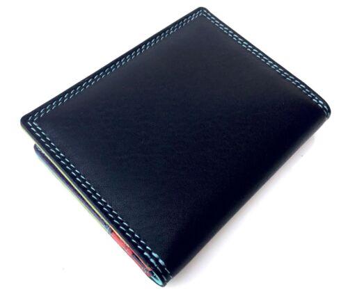 Golunski RFID safe Graffiti qualité en cuir carte de crédit titulaire 114