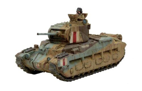 28mm Warlord Games Matilda II Troop WWII Bolt Action BNIB British