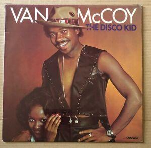 Van-McCoy-The-Disco-Kid-1975-Avco-Vinyl-LP