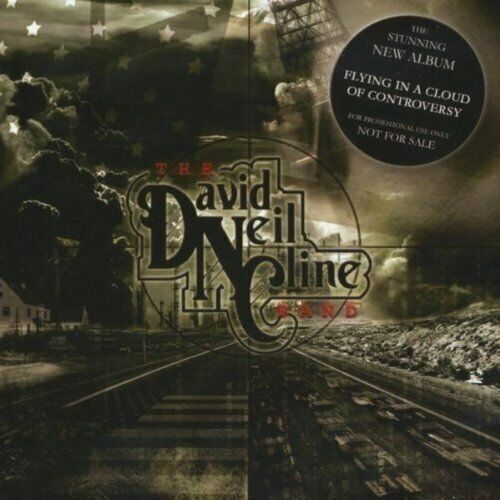 DAVID NEIL CLINE-FLYING IN A CLOUD OF CONTROVERSY CD NEUF