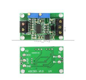0//4-20mA to 0-2.5V3.3V5V10V15V24V Current Voltage Module Voltage Transmitter