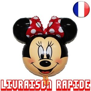 Minnie-Mickey-Mouse-Tete-Ballon-Fete-Anniversaire-Mariage-Baby-Shower-Enfants