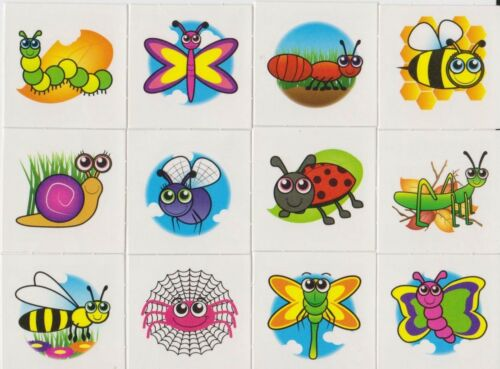Temporary Tattoos Different Designs available Party Bags Fillers Stocking Filler