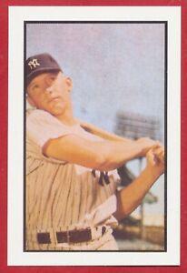 35-New-York-Yankees-Baseball-cards-1950-1952-Mickey-Mantle-amp-2-WorldSeries-Games