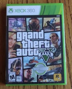 Grand-Theft-Auto-V-5-Microsoft-Xbox-360-2013-NEW-Sealed