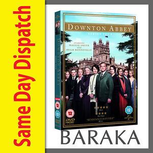 DOWNTON-ABBEY-DOWNTOWN-ABBEY-COMPLETE-SEASON-SERIES-4-DVD-Box-set-R4-new-sealed