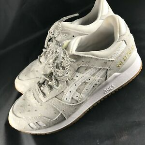 Details about Womens ASICS GEL LYTE III White Trainers H7F8L 0101 Womens 7  US 38 EUR