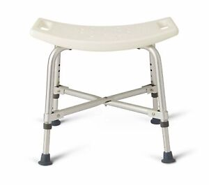 Heavy Duty Shower Chair Seat Non Slip Rubber Feet Medical