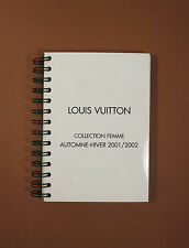LOUIS VUITTON ORIGINAL LOOKBOOK VIP CATALOGUE 2001/02 WINTER FEMME MARC JACOBS