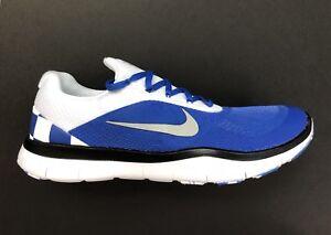 e351991f6a4e Nike Kentucky Wildcats Free Trainer V7 Week Zero Ltd Shoes AA0881 ...