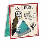 Molly Hatch Owl Bookplates 9780735339828 Stickers